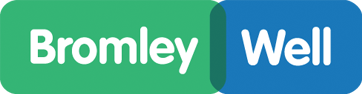 Bromley Well logo linking to website