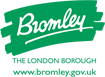 Bromley Council logo linking to website