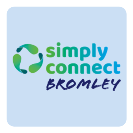 Link to Simply Connect Bromley website