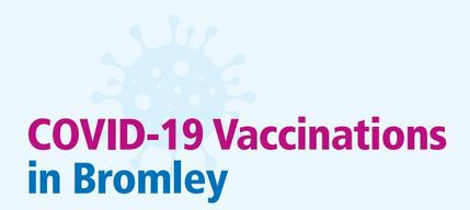 Vaccination programme in Bromley